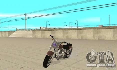 GTAIV Bobber para GTA San Andreas