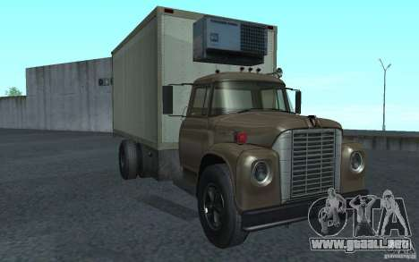 International Harvester Loadstar 1970 para GTA San Andreas left