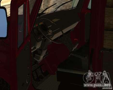 433362 ZIL para visión interna GTA San Andreas