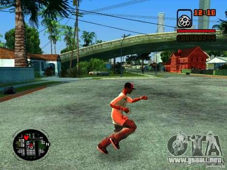 GTA IV Animation in San Andreas para GTA San Andreas séptima pantalla