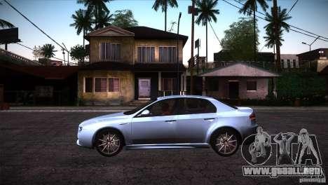 Alfa Romeo 159 Ti para GTA San Andreas left