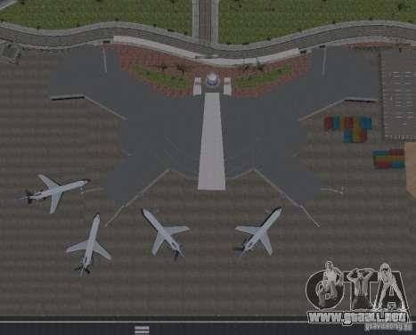 Real New Vegas v1 para GTA San Andreas undécima de pantalla