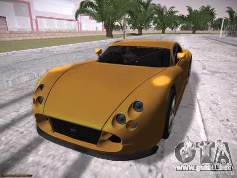 TVR Cerbera Speed 12 para GTA San Andreas