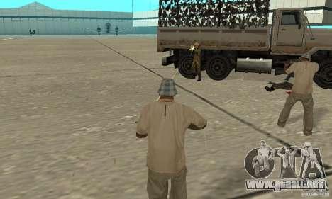 Doble 2 para GTA San Andreas segunda pantalla