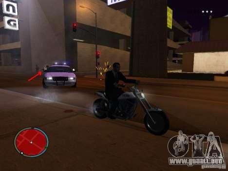 Los súper policías para GTA San Andreas