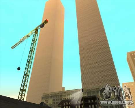 Torres gemelas para GTA San Andreas