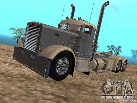 Pimped Peterbilt 381 para GTA San Andreas