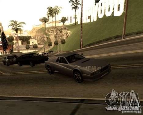 ENBSeries by Sashka911 v3 para GTA San Andreas sexta pantalla