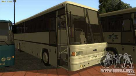 MAZ-152A para GTA San Andreas