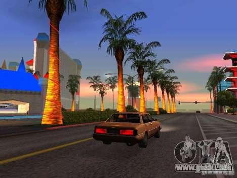 Gráficos de las versiones de consola para GTA San Andreas tercera pantalla