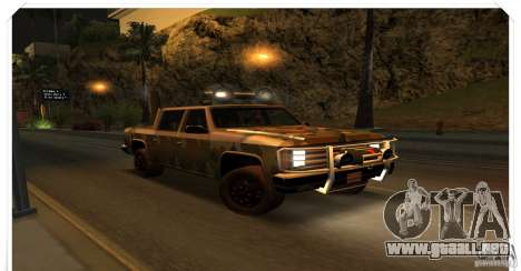 New Rancher para GTA San Andreas left