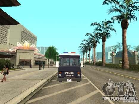 S.W.A.T. Los Angeles para la visión correcta GTA San Andreas