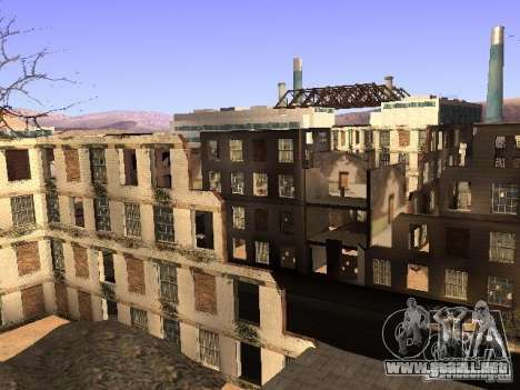 Chernobyl MOD v1 para GTA San Andreas novena de pantalla