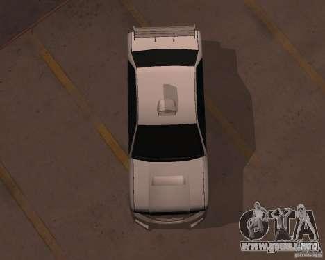 Taxi para la visión correcta GTA San Andreas