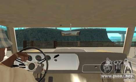 Chevy Monte Carlo [F&F3] para la visión correcta GTA San Andreas