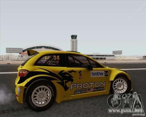 Satria Neo S2000 para GTA San Andreas left