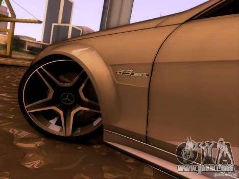 Mercedes-Benz C36 AMG para visión interna GTA San Andreas