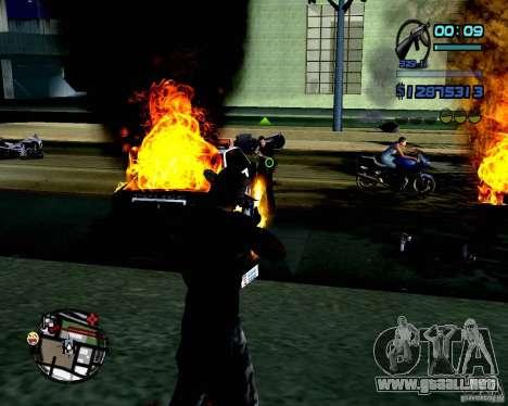 Not ENB para GTA San Andreas segunda pantalla