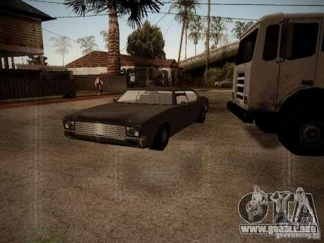 Impaler 1987 San Andreas Stories para GTA San Andreas left