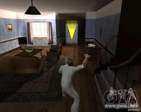 Petardos para GTA San Andreas tercera pantalla