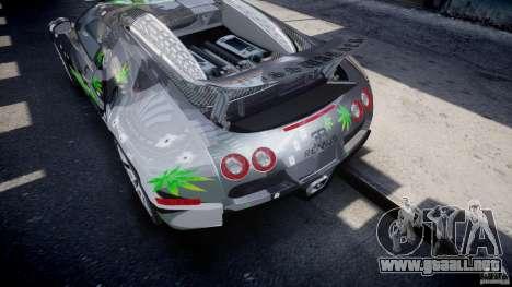 Bugatti Veyron 16.4 v1.0 new skin para GTA 4 interior