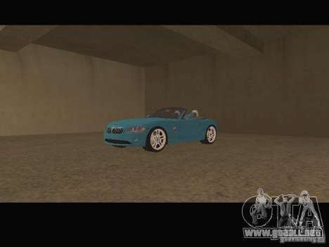 Car shop para GTA San Andreas tercera pantalla