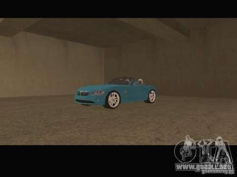 Car shop para GTA San Andreas tercera pantalla