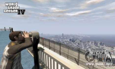 World Trade Center para GTA 4 sexto de pantalla