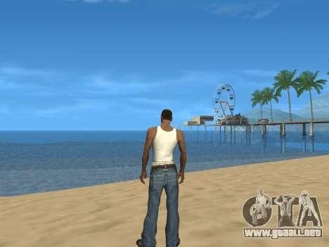 Desactivación de efectos del calor para GTA San Andreas tercera pantalla