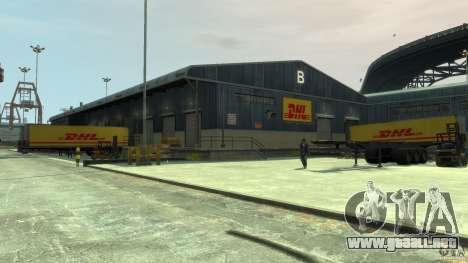 DHL-Port para GTA 4