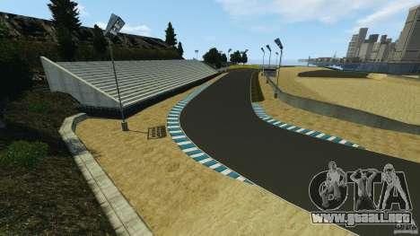 Laguna Seca [Final] [HD] para GTA 4 undécima de pantalla
