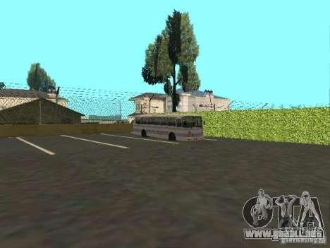 Bus 5 v. 1.0 para GTA San Andreas quinta pantalla