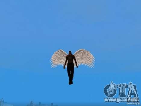 Wings para GTA San Andreas tercera pantalla