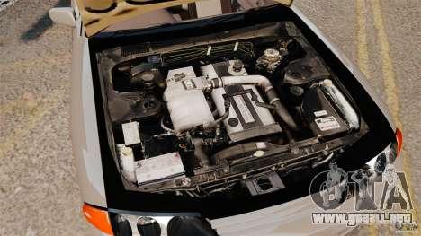 Nissan Skyline GT-R (BNR32) para GTA 4 vista lateral