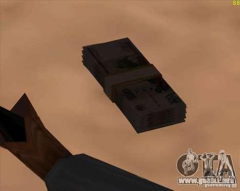 Nuevos marcadores para GTA San Andreas sucesivamente de pantalla