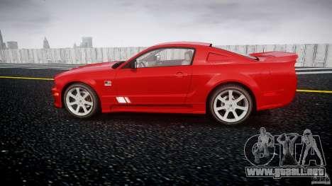 Saleen S281 Extreme - v1.2 para GTA 4 left