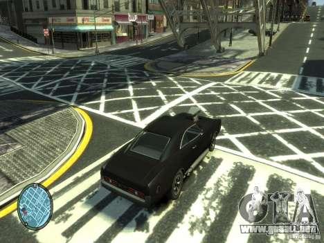 Road Textures (Pink Pavement version) para GTA 4 quinta pantalla