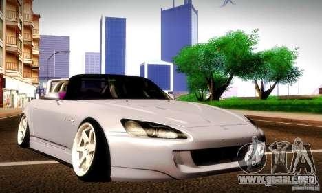 Honda S2000 Street Tuning para GTA San Andreas