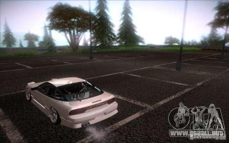 Nissan 240SX DriftMonkey para GTA San Andreas left