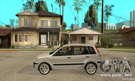Ford Fusion 2009 para GTA San Andreas left