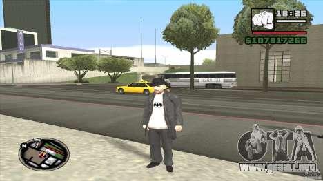 Asesino en serie para GTA San Andreas tercera pantalla