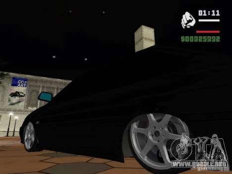 VAZ 2113 LT para la visión correcta GTA San Andreas