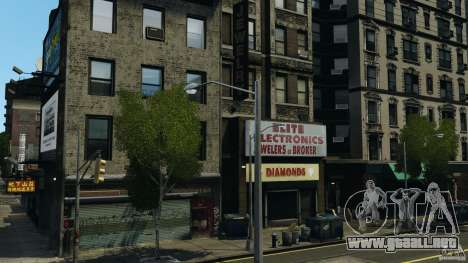 FAKES ENB Realistic 2012 para GTA 4 octavo de pantalla