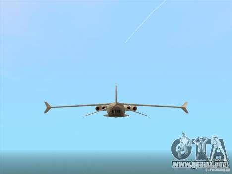 Cargo Shamal para la visión correcta GTA San Andreas