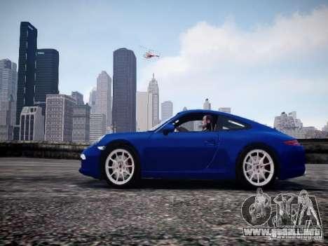 Porsche 911 Carrera S 2012 para GTA 4 left