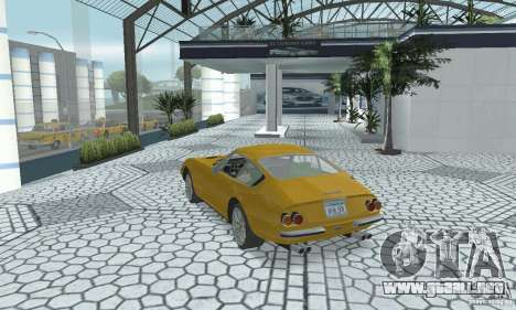 Ferrari 365 GTB4 1968 para GTA San Andreas left