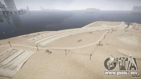 Wind Farm Island - California IV para GTA 4 quinta pantalla