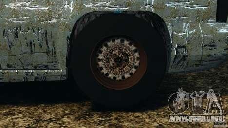 Chevrolet Tahoe 2007 GMT900 korch [RIV] para GTA 4 vista superior