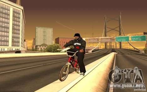 Chaqueta de punto (G) para GTA San Andreas sexta pantalla