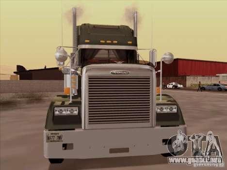 Freightliner FLD 120 Classic XL para GTA San Andreas left